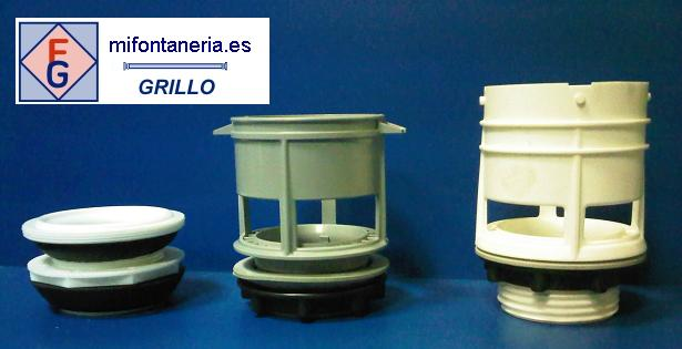Compatibilidad mecanismo de descarga wirquin y roca el for Lo espejo 0847 la cisterna