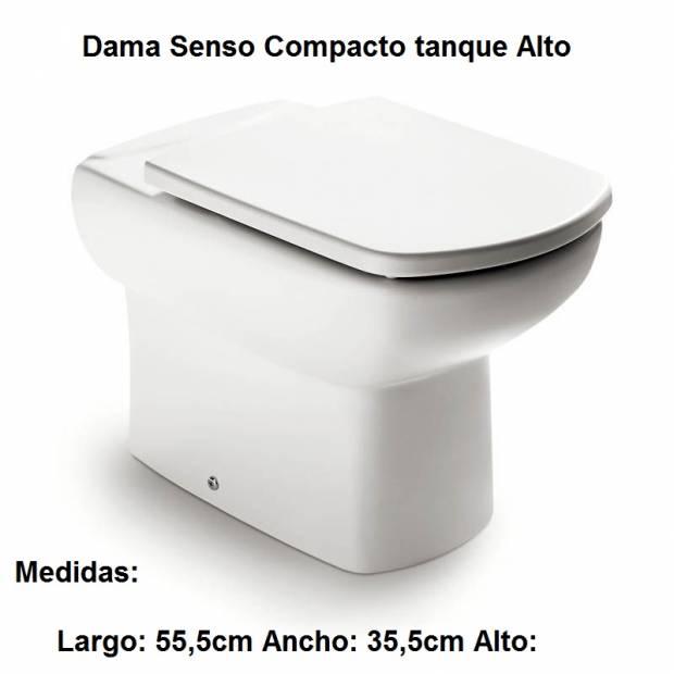 De qu marca y modelo es mi inodoro el blog de fontaner a - Dama senso compacto ...