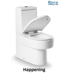 Inodoro Roca modelo Happening