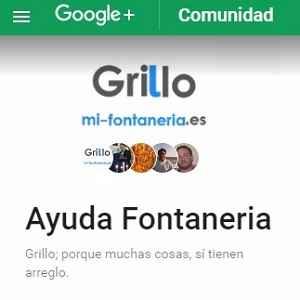 Imagen de la comunidad de Ayuda de Fontanería en Google +
