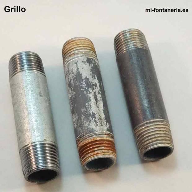 Envejecer o ennegrecer tubos de hierro galvanizado el - Tubos de fontaneria ...