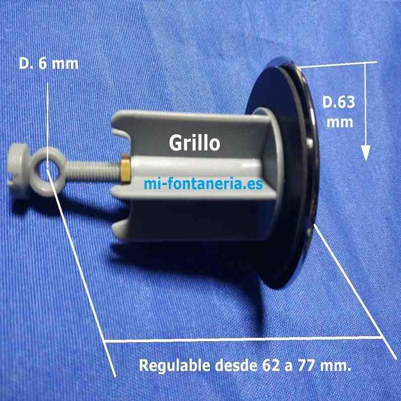 Tapón Lavabo Roca AG0109000R