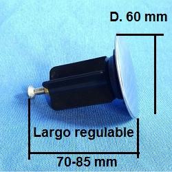 Medidas del tapón AG0055800R