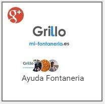 """Comunidad Google+ """"Ayuda Fontanería"""" de Mi-fontaneria.es"""