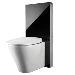 Cisterna vista Geberit modelo Monolith